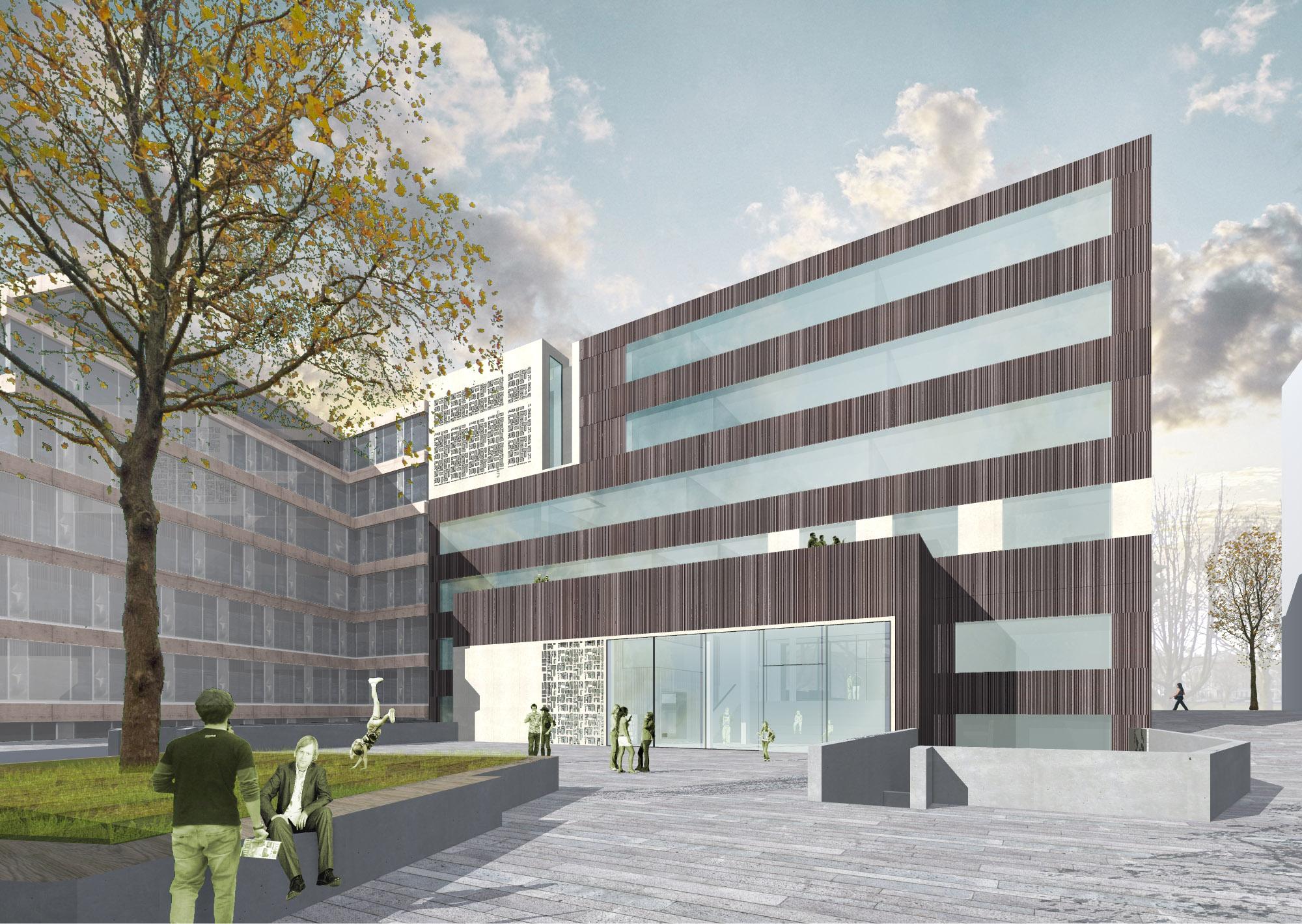 Design Schule Hamburg | Die Neue Sophie Sophie Barat Schule